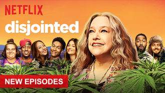 Netflix Box Art for Disjointed - Part 2